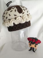 cookies and cream ice cream hat by MasterPlanner