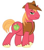 Big Macintosh by sofunnyguy