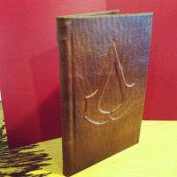 Assassins Creed Codex Leather Book #4 by MerrillsLeather