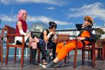 team 7_cocktail time by FairyScarlet