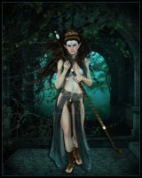 Elven Realm by kissmypixels