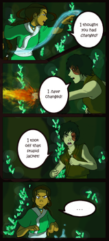 Zuko + Katara: 'Changed' by TobuIshi