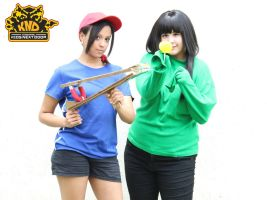 Codename Kids Next Door Cosplay: The Main Girls by Awesome-Vivi
