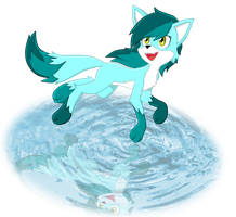 Sea-Fox Ocean Waves by Darkspines-00