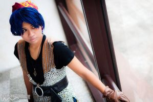 Chrono Cross : Serge by AyJaySama