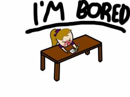 BORED!!!! by ZeNinja101