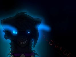 Scourge -Tablet by ScatteredEmbers