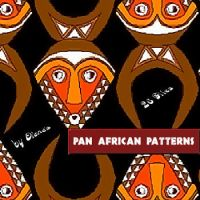 by Olones_Pan Afrikan Patterns by olones