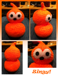 .:Comish:. Zingy by SonARTic