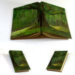 Green Journal by AnnEnchanted
