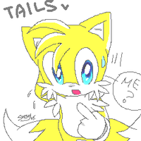 Tails-ME? by sunowi0421