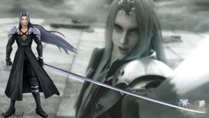 Dissidia 012 Sephiroth 1 by NaughtyBoy83