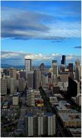 Seattle by rivaraftin1977