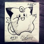 Clefairy ^-^ by Argoz1