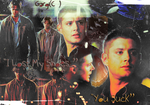 Supernatural_SamDean_WinchesterBrothersbonding by magicrubbish