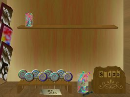 Candy Shop by dridgett