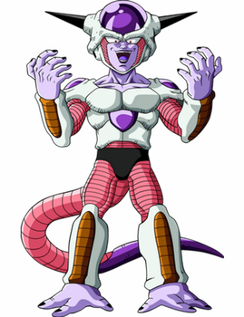 all transformations frieza ! by lewildgoku