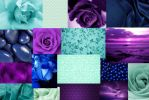 Color collage by Bobalily