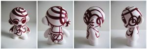 Abstract Mini Munny by dehydrated1