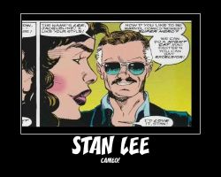 Motivation - Stan Lee by Songue