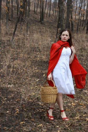 Little Red Riding Hood 6 by Anariel-Stock