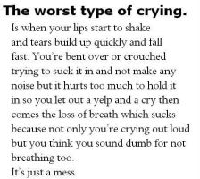 The worst type of crying by CreamTroll