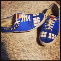 Doctor Who: 11th Doctor Shoes by Pathlon