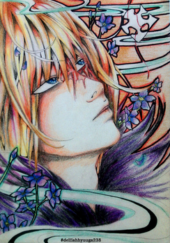 Happy birthday, Mello 3: It's You I Remember by DelilahHyuuga238