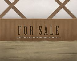 SALE: Indoor Arena by chronically