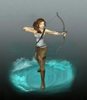 Tomb Raider Reborn Contest Entry 2 by vrlovecats