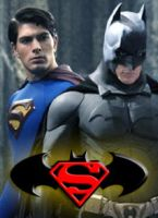 Superman VS Batman by Deathring2000