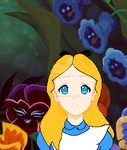 Alice in wonderland :disney_version: by kittycat165