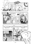 The Apocalypse and Key 5 - Moral Burden by JammyScribbler