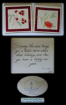Holiday Card Project 2014 - Christmas Flowers by FerrerTriple0