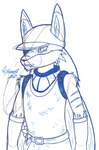 Martin reaction image #3 (Unfinished) by CougarLeon2