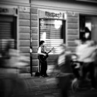movement on the street by maticgolob