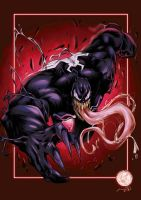 Venom-Colour-1 by NachoArranz