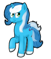 PC Blue Berry by SaturnStar14