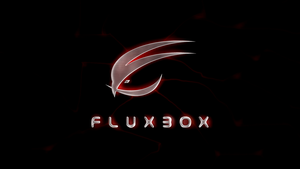 Fluxbox red by Lightmhere