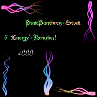 5 Energy Brushes by PinkPanthress-Stock