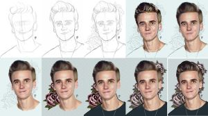 Joe Sugg - wip by DraconaMalfoy