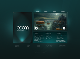 acom webdesign by SirJulien by artalliance