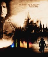 Bravest man of Hogwarts by MarySeverus