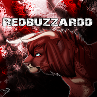Redbuzzardd by DJ88