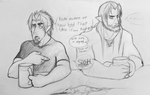DnD: Eating the Rat is the least of our worries by Rininiri