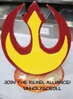 Star Wars - Rebel Alliance by UnholyScroll