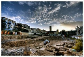 The changing face of Beirut by abzyy
