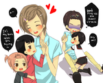 DONT TOUCH HIM MINHO by paranmaum