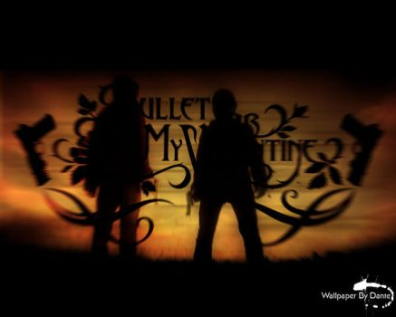Bullet For My Valentine Yellow by Dante08