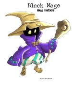 Black Mage by SonicGod